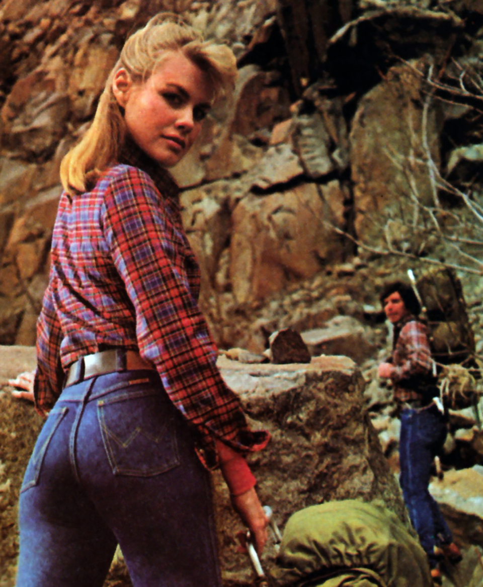 '80s Country Girl Chic